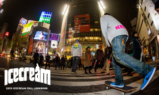 ICECREAM Fall 2013 Tokyo Lookbook & Video