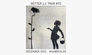 Is Banksy Heading to LA in December?