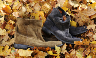 Isabel Marant for H&M Suede Boots