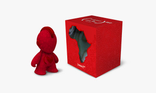 Kidrobot x Keith Haring (RED) 2013 Capsule Collection