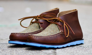 Mark McNairy x Eastland Fall 2013 Chukka Boot and Moccasin