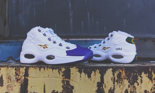 "Packer Shoes x Reebok Question ""For Players Use Only"" Pack"
