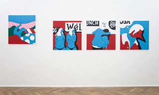 "Parra presents ""And wait for something to happen"" at Ruttkowski68"