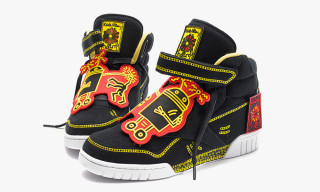 Reebok Classic x Keith Haring Fall/Winter 2013 Collection