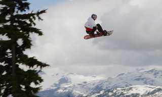 Ride Snowboards presents 'Because of Snowboarding' featuring Seb Toutant