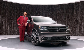 Ron Burgundy is the New Face of the 2014 Dodge Durango Advertising Campaign