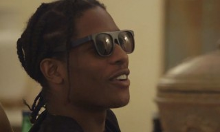 Watch A$AP Rocky and Snoop Lion in 'Back & Forth'