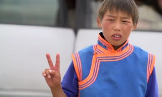 Watch Eddie Huang's Visit to Mongolia in Season 2 of 'Fresh Off the Boat'