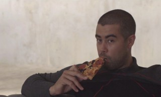 "Watch a Behind the Scenes Clip from Eric Koston's ""High Flying Pizza"" Editorial for 'Esquire'"