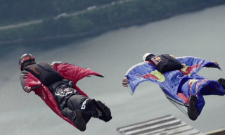 Watch the Latest Episode in Goovinn's Wingsuit Series 'Outlines'