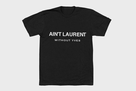 YSL vs. colette and the Current State of the Parody T-Shirt
