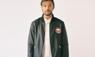 Le Berlinois x A Kind of Guise Reversible Bomber Jacket
