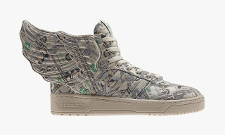 "adidas Originals by Jeremy Scott ""Money Wings 2.0"""