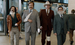 Watch the Second Official Trailer for 'Anchorman 2: The Legend Continues'