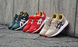 ASICS Fall/Winter 2013 Gel Christmas Pack