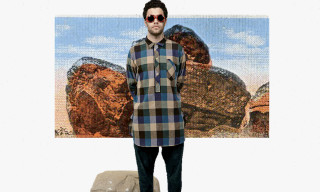 "AXS Folk Technology Fall/Winter 2013 ""Mount Analogue"" Lookbook"