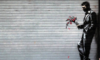 "Banksy ""Better Out Than In"" Day 24 – 'Waiting in Vain'"