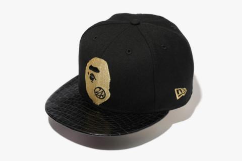 1626831f67e 24karats x BAPE New Era Snapback Cap