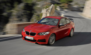 BMW Unveils 2014 BMW 2 Series Coupe
