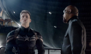 Watch the First Official Trailer for 'Captain America: The Winter Soldier'