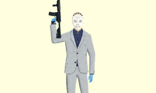 Highsnobiety presents Illustrated Outfits: How to Dress for a Bank Robbery