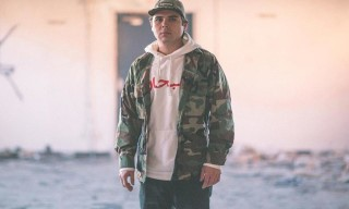 Street Style: Manny Verdugo in Supreme, Air Jordans and Diamond Supply Co.