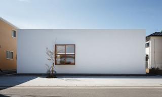 Idokoro House by mA-style Architects