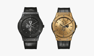 Jay Z Teams Up with Hublot on the Shawn Carter Classic Fusion