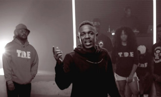 Watch the BET Hip Hop Awards TDE Cypher featuring Kendrick Lamar, ScHoolboy Q, Ab-Soul, Jay Rock & Isaiah Rashad