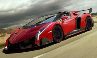 A First Look at the $5.3 Million USD Lamborghini Veneno Roadster