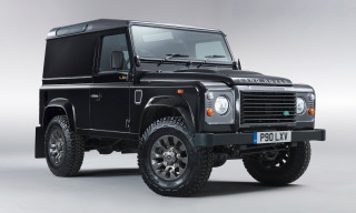 Land Rover to End Defender Production After 67 Years