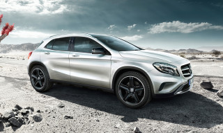 Mercedes-Benz GLA to Launch with Edition 1 Model