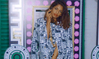 M.I.A. x Versus Versace Capsule Collection Preview