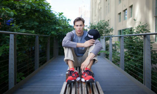 New Balance American Renegade Made in USA on the Streets of New York
