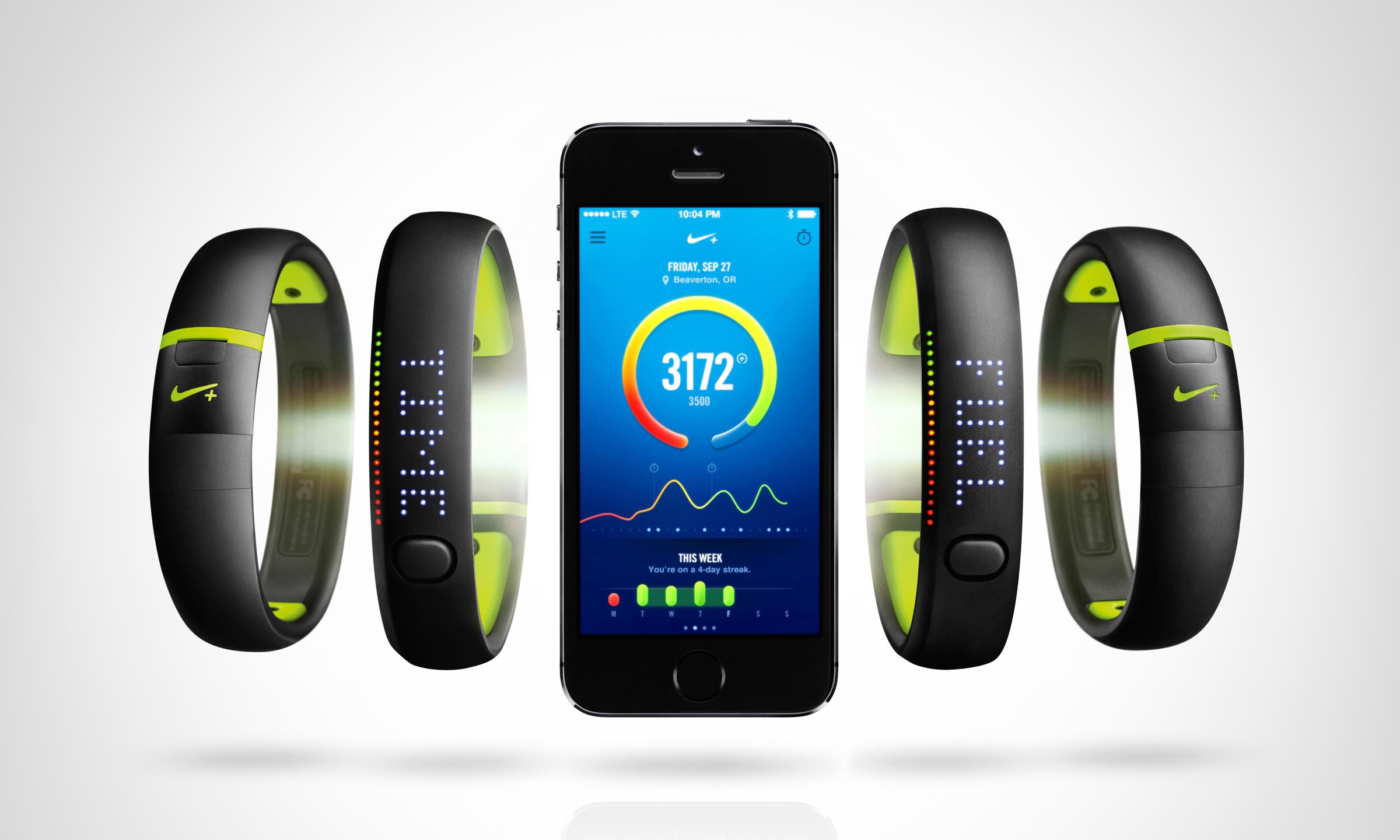 Nike Unveils the Nike+ FuelBand SE & Nike+ FuelBand App ...