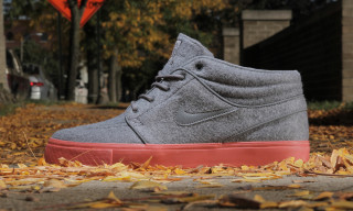 "Nike SB Stefan Janoski Mid EXP ""Dark Grey/Terra Cotta"""