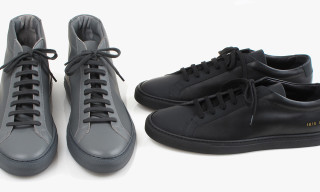 Odin New York x Common Projects Sneaker Capsule Collection