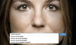 Sexist Search Engine Suggestions Make for Superb UN Campaign