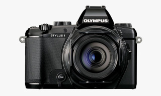 Olympus Stylus 1 with High-End Superzoom Features