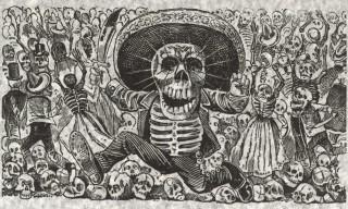 The Weekly Outfit: Dia de Los Muertos