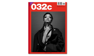 Rihanna Covers '032c' Magazine Winter 2013/2014