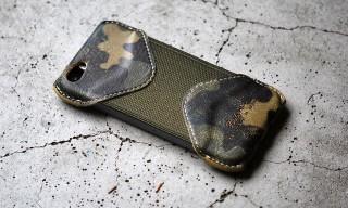 Roberu Leather iPhone 5s Case