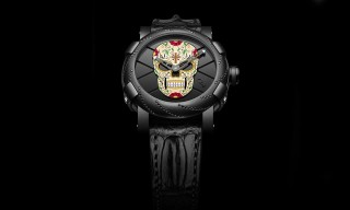 "Romain Jerome ""Dia de los Muertos Diamante"" Watches"