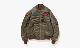 """Stussy x Schott NYC """"Aviator Jacket"""""""