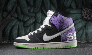 "Todd Bratrud x Nike SB Dunk High ""Send Help 2"""