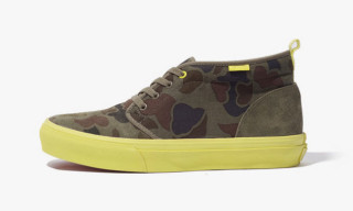 "XLarge x Vans Chukka Boot ""Hunting Camouflage"""