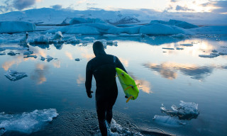 Photographer Chris Burkard Shoots Surfing in Iceland and Russia