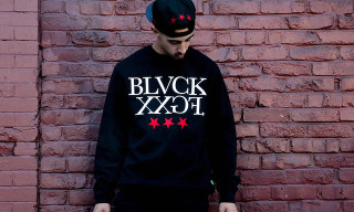 Black Scale x Fingercroxx Fall/ Winter 2013 Crossover Collection