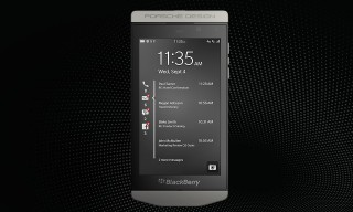 BlackBerry Porsche Design P'9982 Smartphone