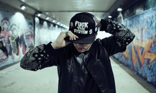 Bratson x Hiphoper Snapback Cap